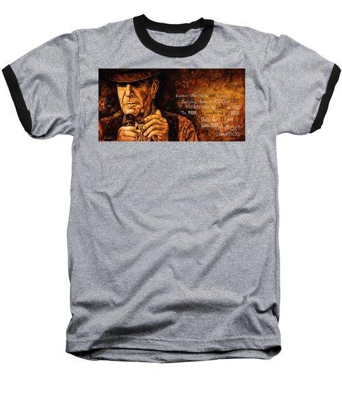 Everybody Knows Baseball T-Shirt