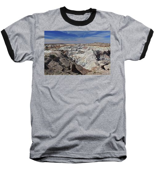 Baseball T-Shirt featuring the photograph Evident Erosion by Gary Kaylor