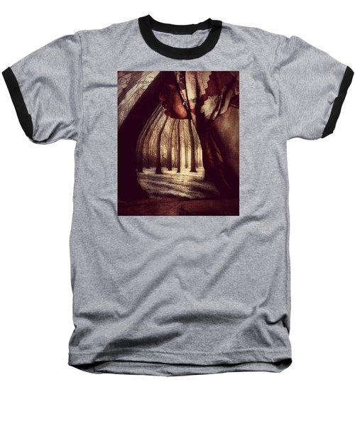 Evie Regrets Baseball T-Shirt