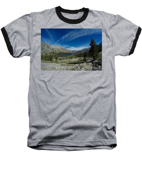 Evolution Valley Baseball T-Shirt