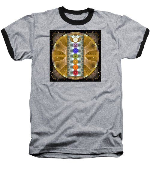 Evolving Light Baseball T-Shirt