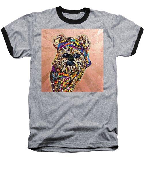Ewok Star Wars Afrofuturist Collection Baseball T-Shirt