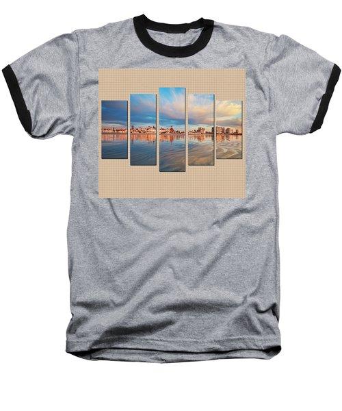 Example Panels Baseball T-Shirt