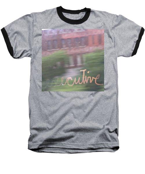 Executive Baseball T-Shirt