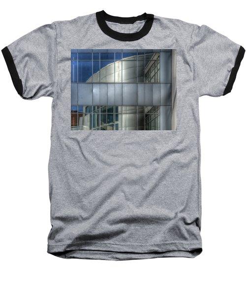 Exeter Hospital Baseball T-Shirt by Rick Mosher