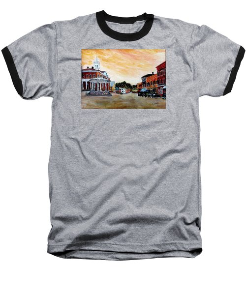 Exeter Nh Circa 1920 Baseball T-Shirt