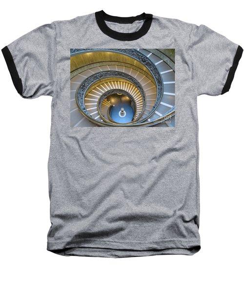 Exeunt Sistine Chapel Baseball T-Shirt