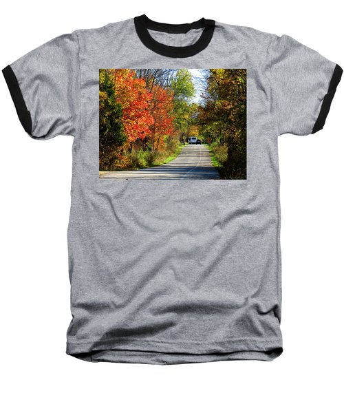 Exit The Park Baseball T-Shirt