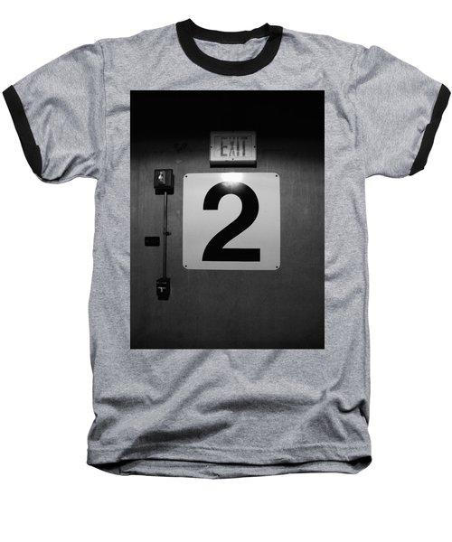 Exit Two Baseball T-Shirt