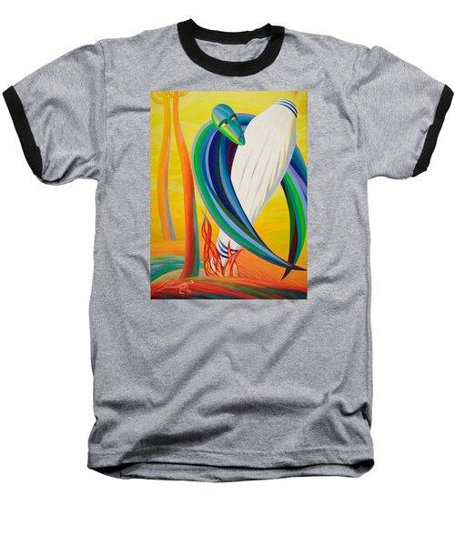 Exodus Of Jesus Baseball T-Shirt