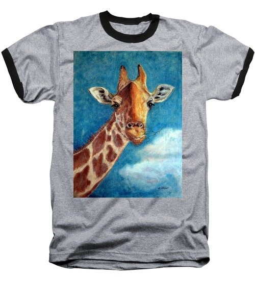 Exotic Animal Series Baseball T-Shirt