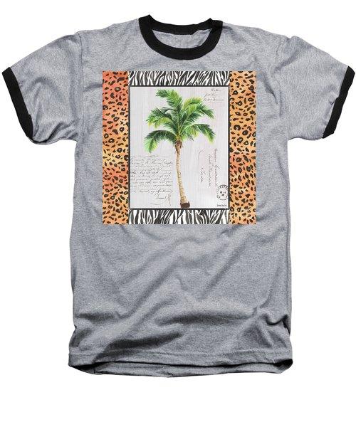 Exotic Palms 1 Baseball T-Shirt
