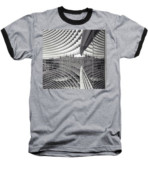 Baseball T-Shirt featuring the photograph Expanse by Alex Lapidus