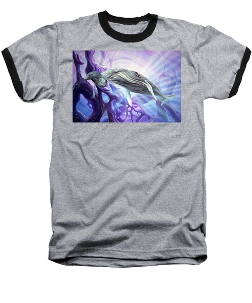 Expanse Baseball T-Shirt by William Love