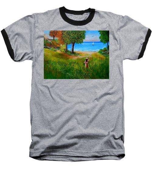 Expectation  Baseball T-Shirt