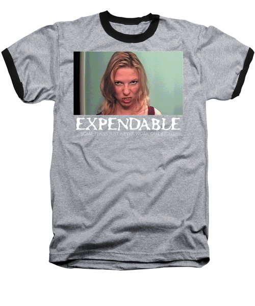 Expendable 10 Baseball T-Shirt