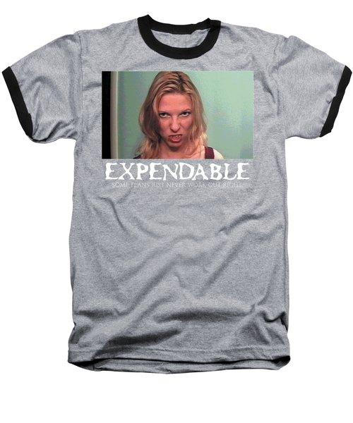 Expendable 10 Baseball T-Shirt