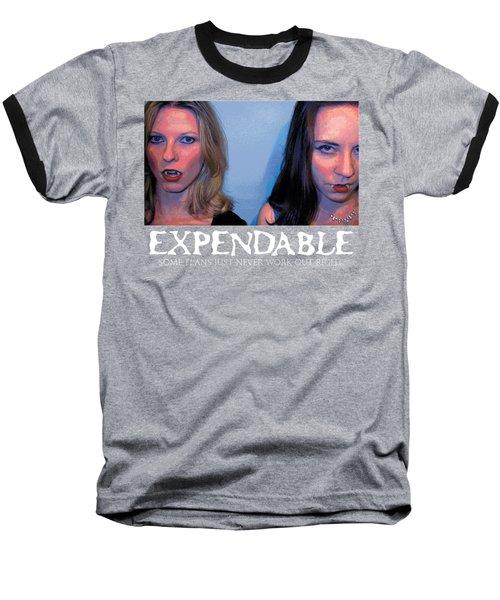 Expendable 15 Baseball T-Shirt