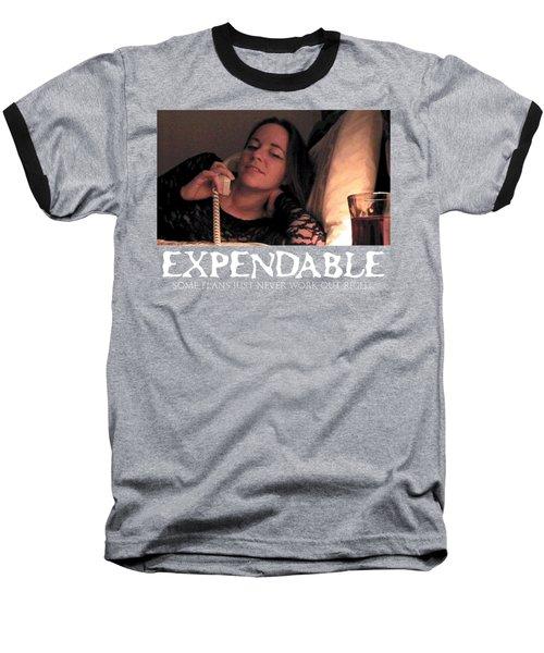Expendable 5 Baseball T-Shirt