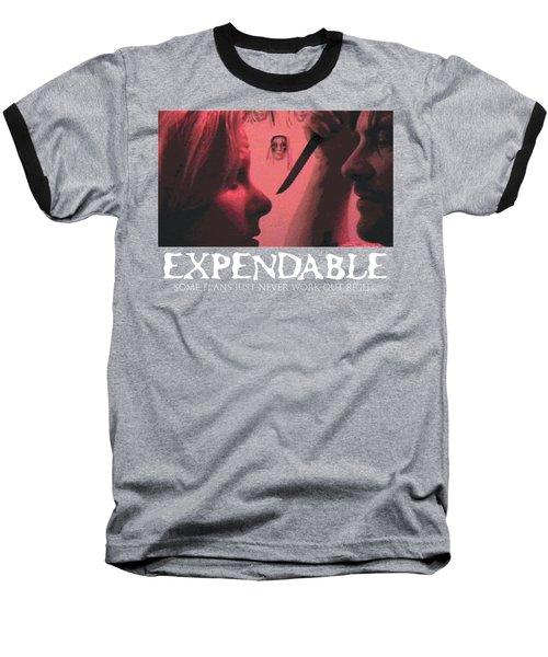 Expendable 9 Baseball T-Shirt