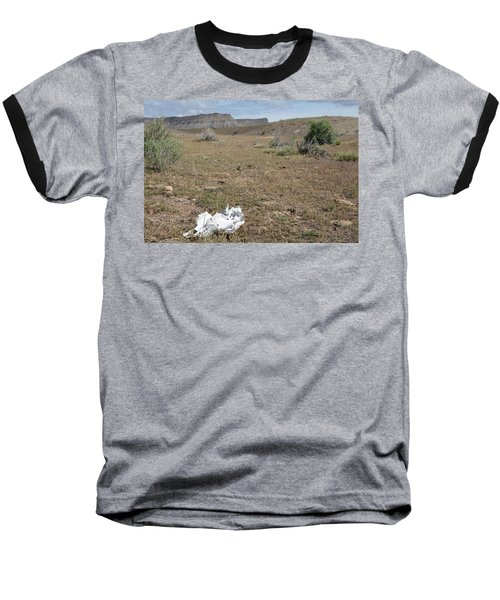 Baseball T-Shirt featuring the photograph Expired by Jenessa Rahn