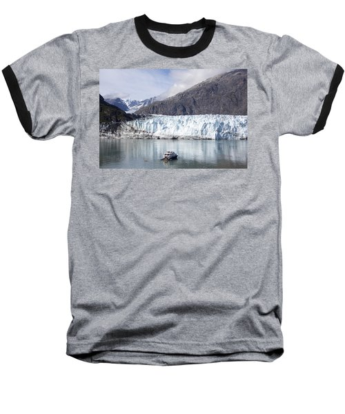 Exploring Glacier Bay Baseball T-Shirt