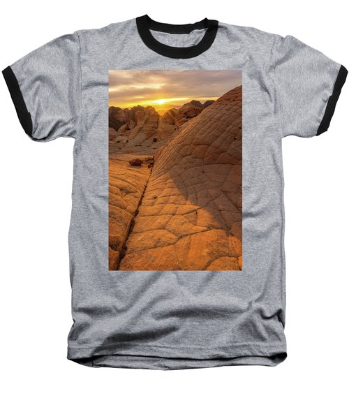 Baseball T-Shirt featuring the photograph Exploring New Worlds by Dustin LeFevre