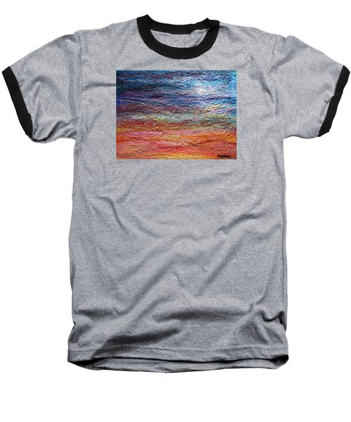 Exploring The Surface Baseball T-Shirt