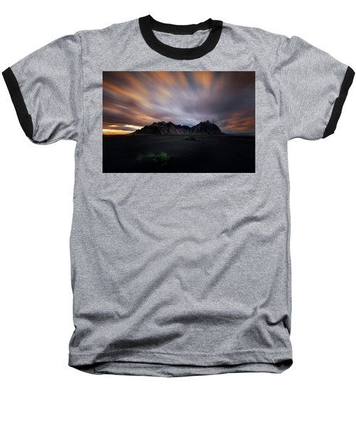 Explosion Baseball T-Shirt