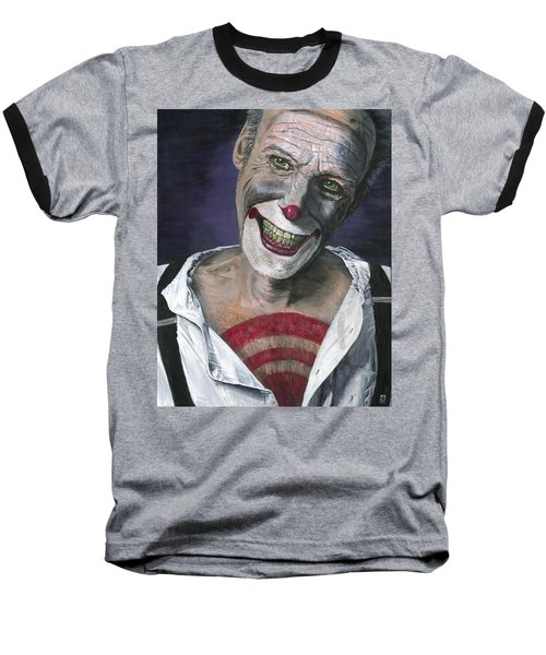 Exposed Baseball T-Shirt