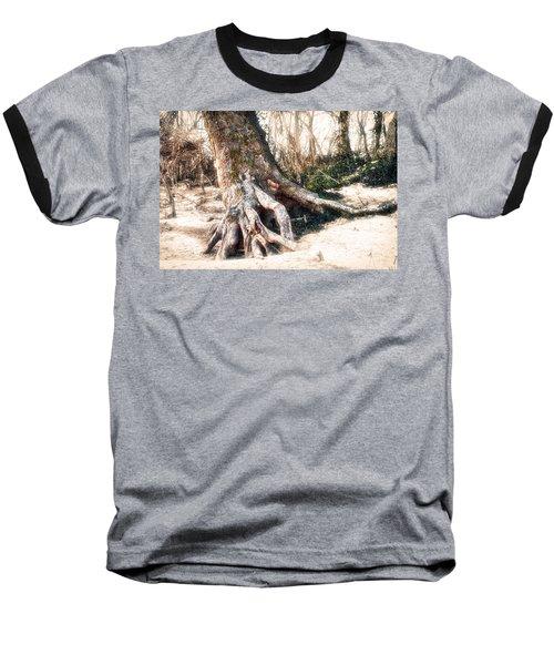 Exposed Baseball T-Shirt by Robert FERD Frank