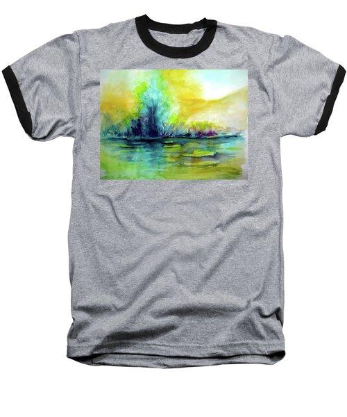 Expressive Baseball T-Shirt by Allison Ashton
