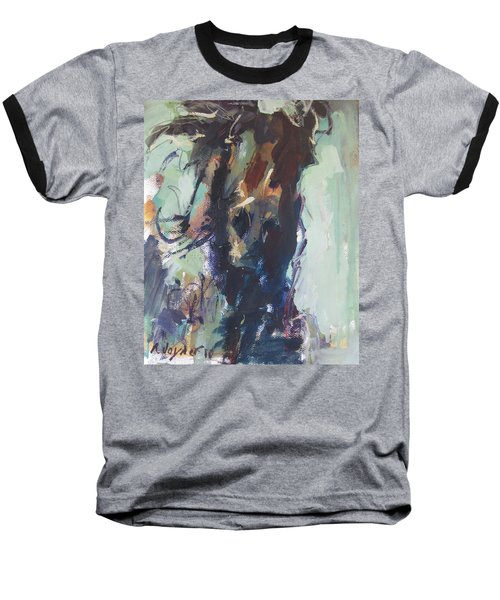 Expressive Baseball T-Shirt by Robert Joyner