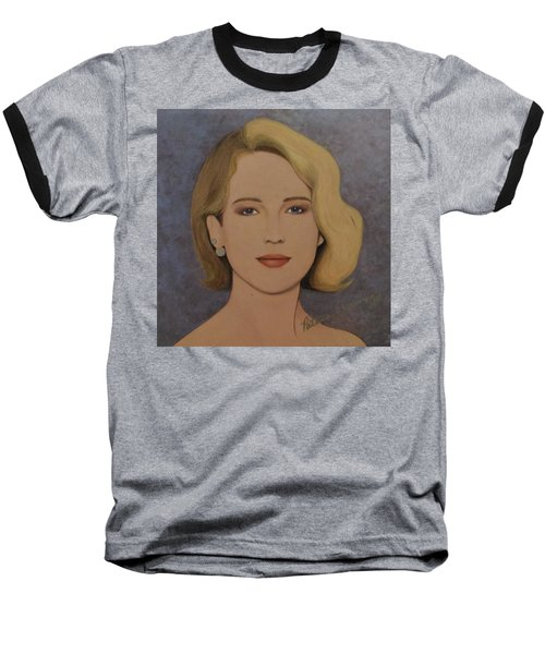 Exquisite - Jennifer Lawrence Baseball T-Shirt