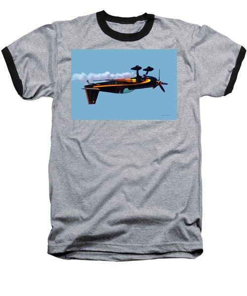 Extra 300s Stunt Plane Baseball T-Shirt