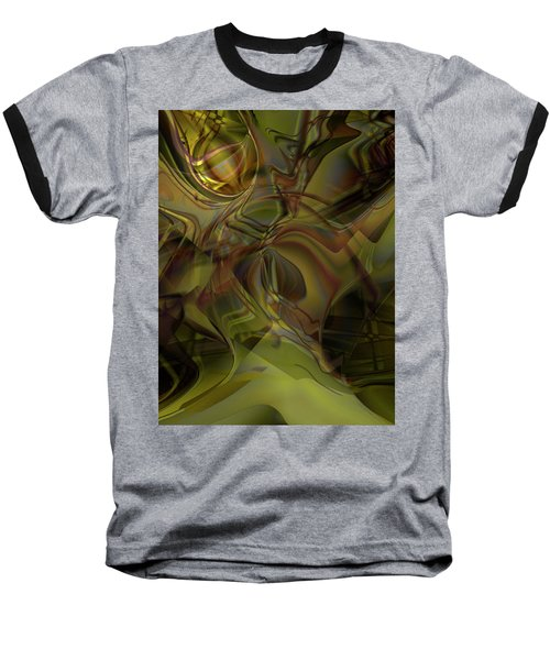 Extraterium Baseball T-Shirt