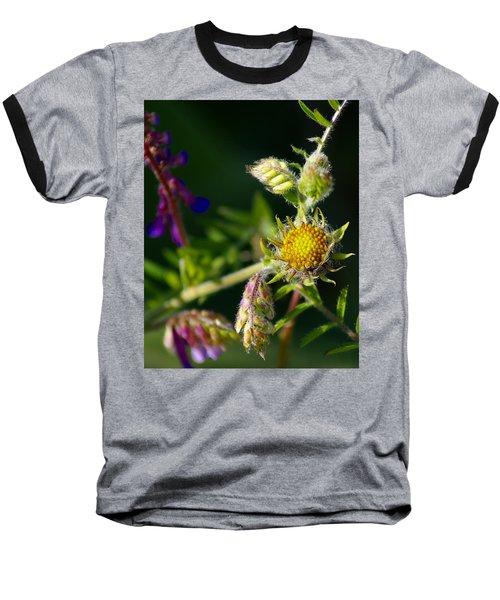 Eye Candy From The Garden Baseball T-Shirt