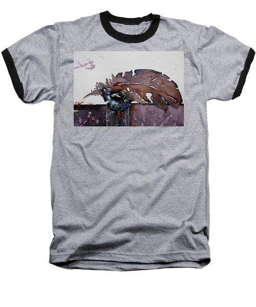 Eye Feather Baseball T-Shirt