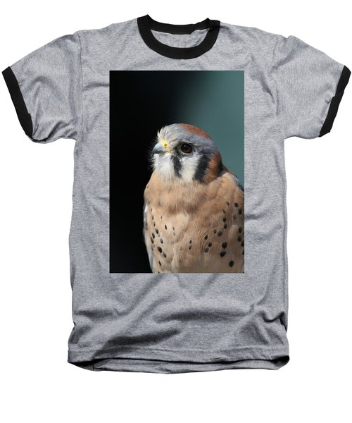 Baseball T-Shirt featuring the photograph Eye Of Focus by Laddie Halupa