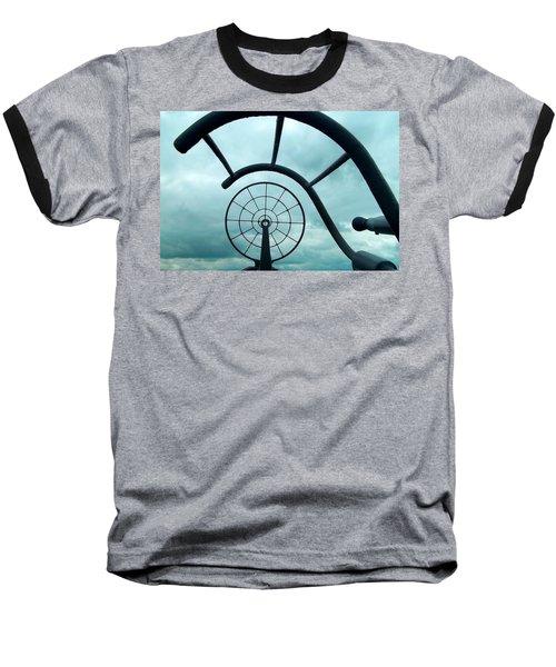 Eye Of History  Baseball T-Shirt