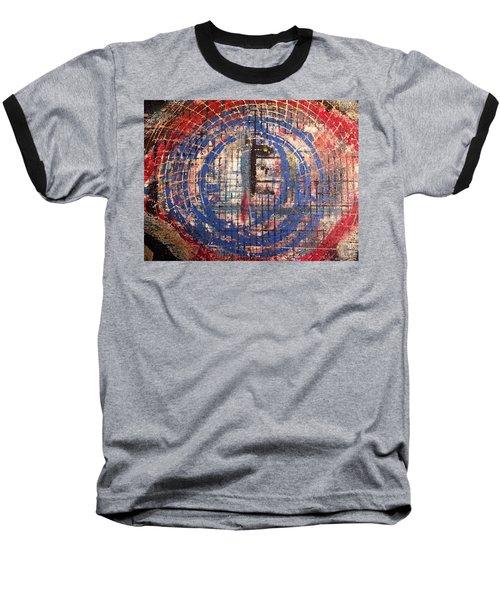 Eye Of The Beholder Baseball T-Shirt
