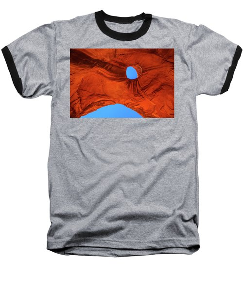 Eye Of The Eagle Baseball T-Shirt
