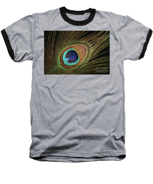 Eye Of The Peacock #11 Baseball T-Shirt
