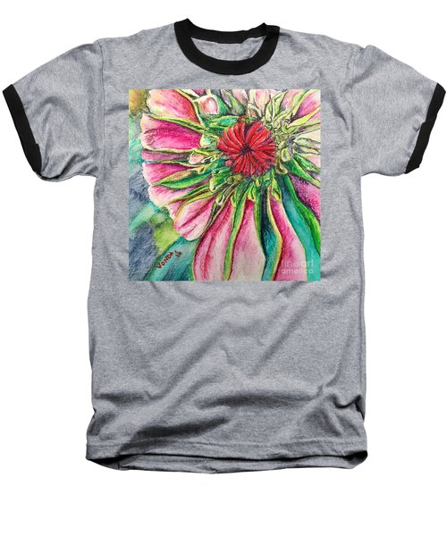 Eye Of Zen Baseball T-Shirt