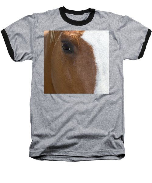 Eye On You Horse Baseball T-Shirt