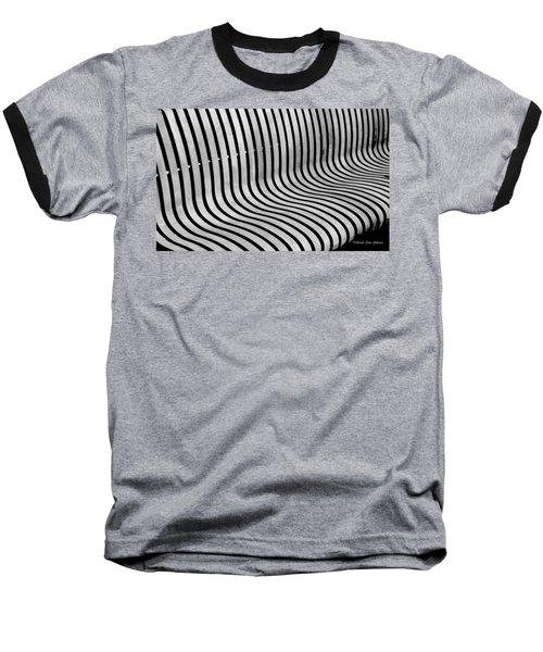 Eye Ride - Illusion  Baseball T-Shirt