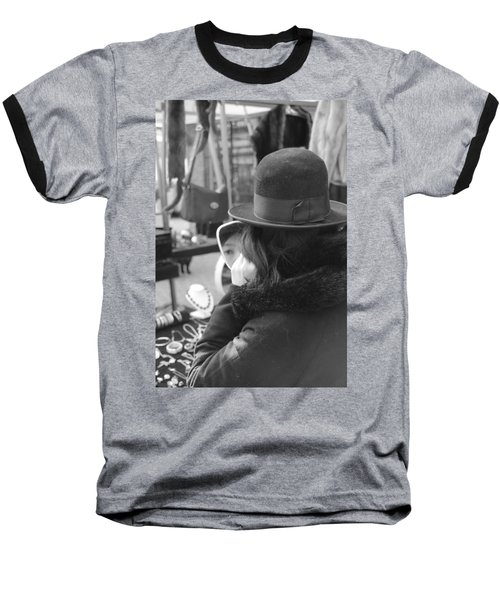 Eye Society Baseball T-Shirt