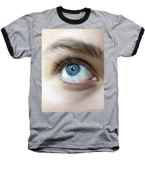 Eye Up Baseball T-Shirt