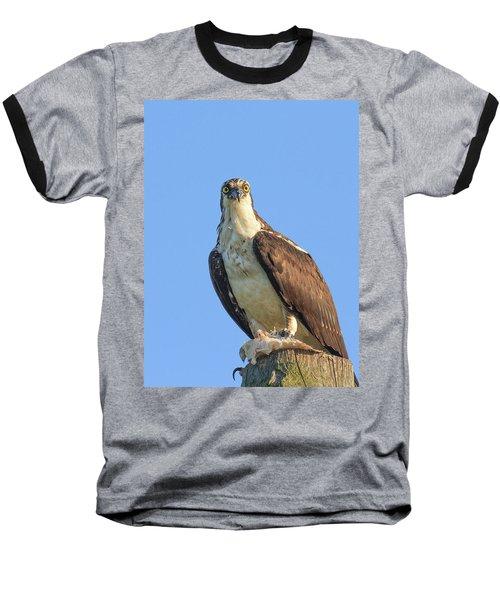 Eyeball To Eyeball Baseball T-Shirt