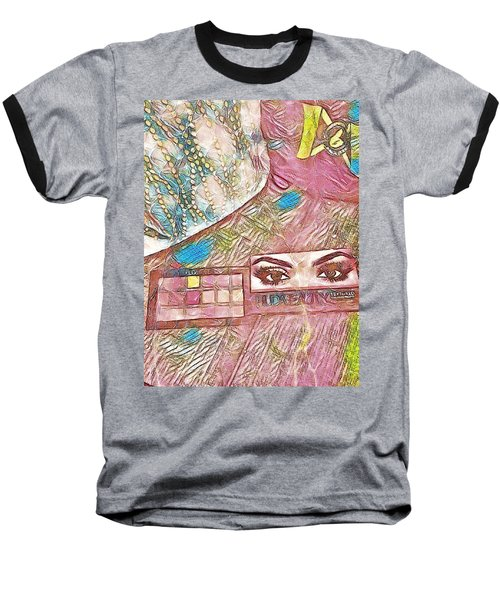 Eyes Baseball T-Shirt